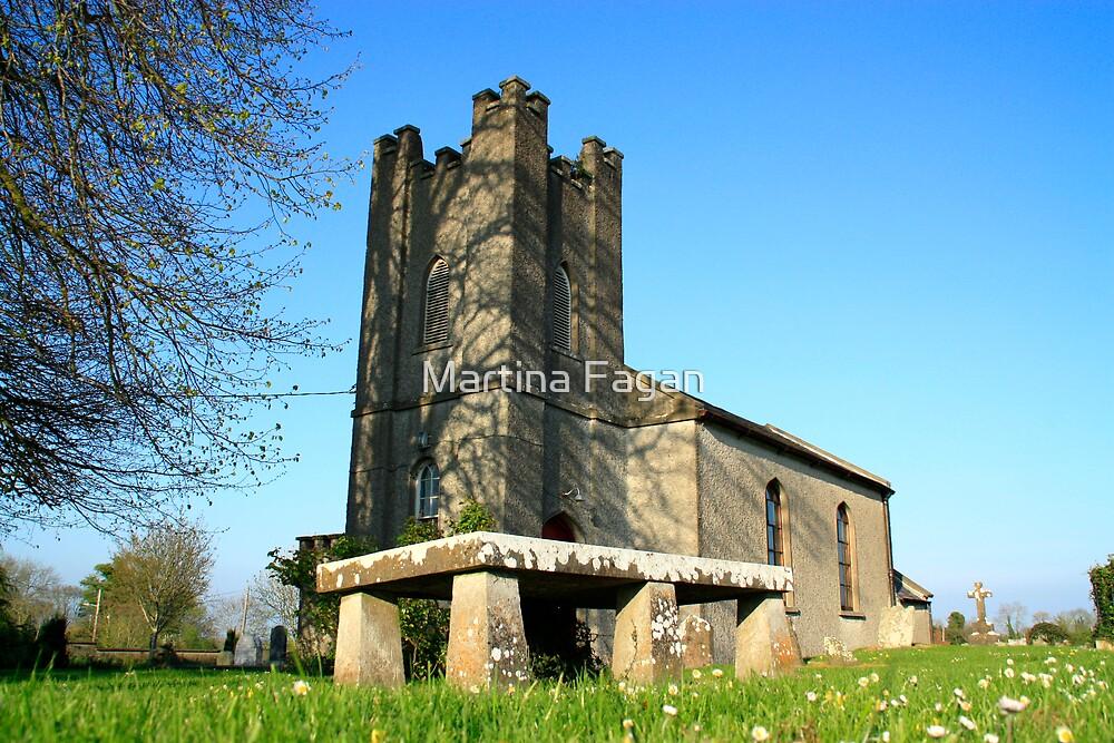 St. David's Church by Martina Fagan