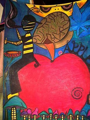 AppleBee by mrzfantasic