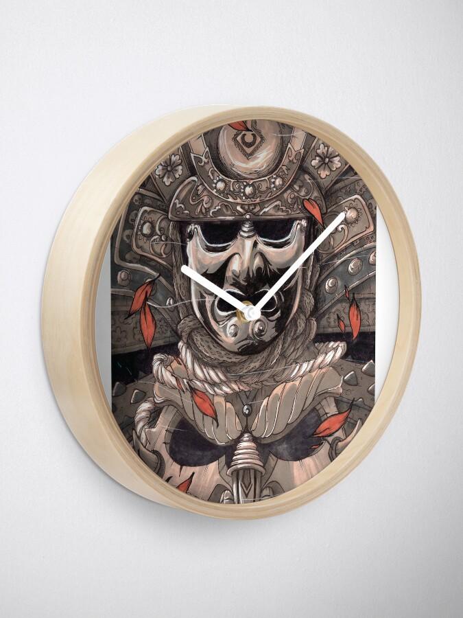 Vista alternativa de Reloj Samurai