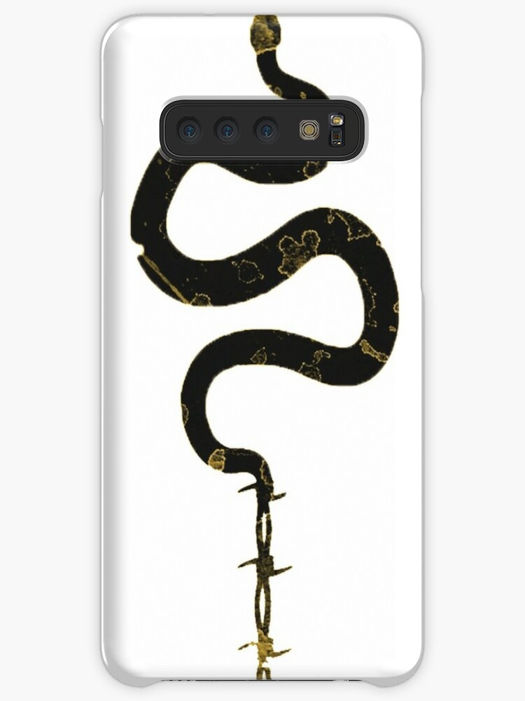 'POST MALONE - BEERBONGS AND BENTLEYS SNAKE LOGO' Case/Skin for Samsung  Galaxy by Tan Duzgoren