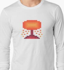 8bit Autumn Long Sleeve T-Shirt
