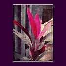 Pink leafs behind! by vaishax