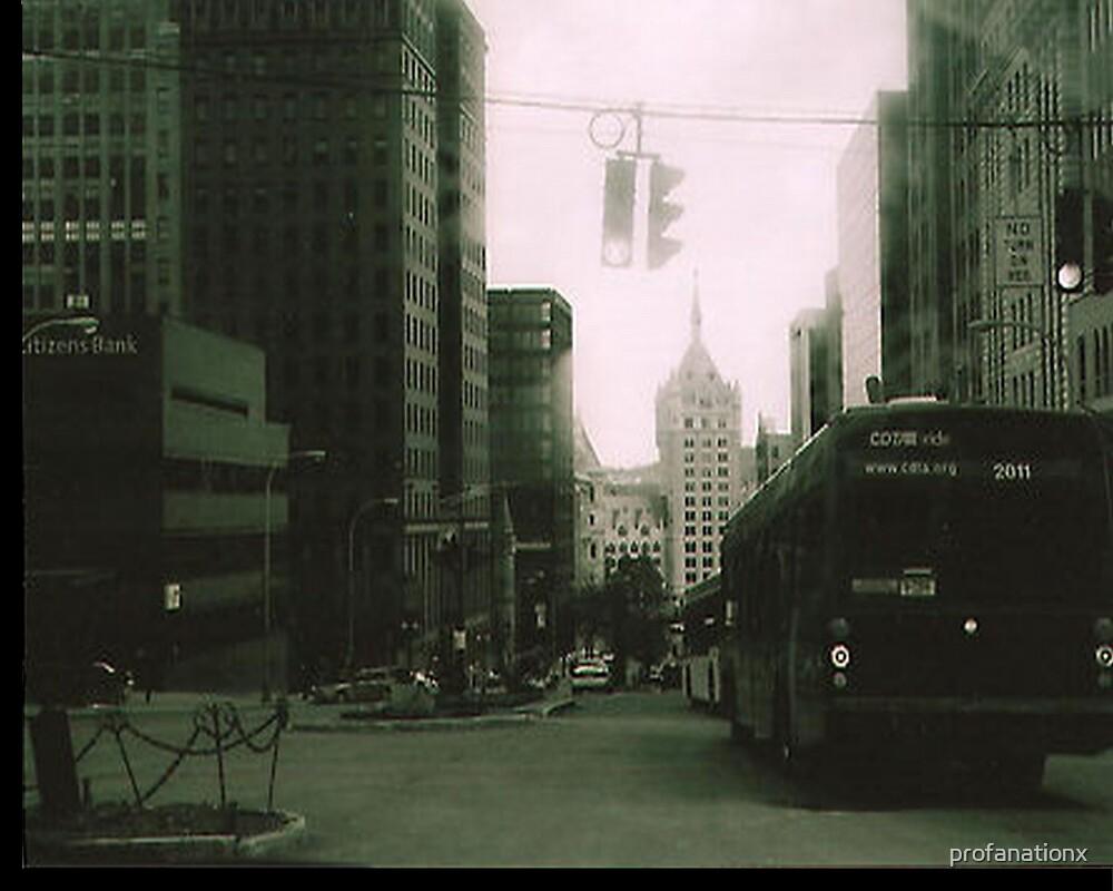 streetlight. by profanationx