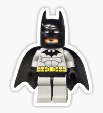 Forrestfire Bat Figure Lego Sticker