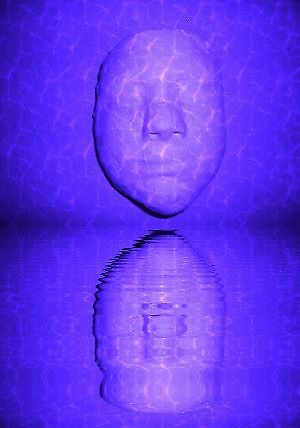 BLUE MOON by javaqueen2000