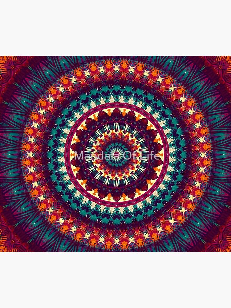 Mandala 81 by PatternsofLife