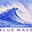 Blue Wave by David Friedman