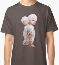 Scissors Game Classic T-Shirt