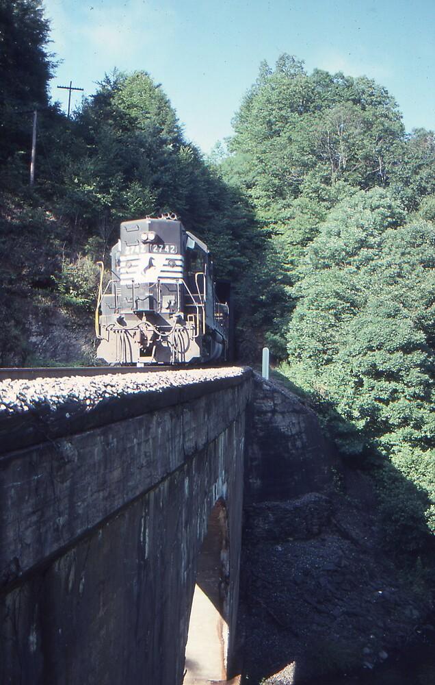 #2742 on Mill Creek Bridge by GMooneyhan