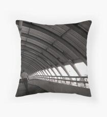 The Terminal Throw Pillow