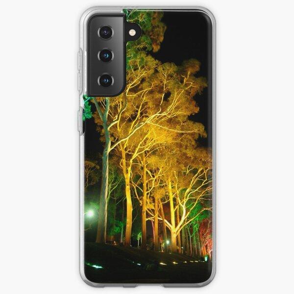 Tree Lights Samsung Galaxy Soft Case