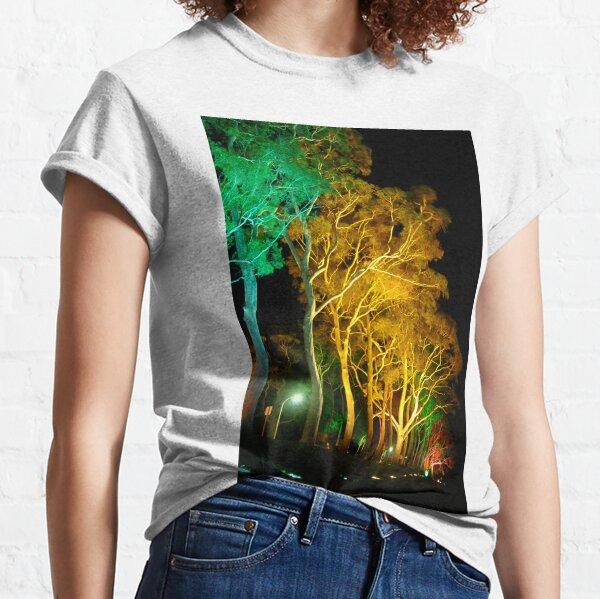 Tree Lights Classic T-Shirt