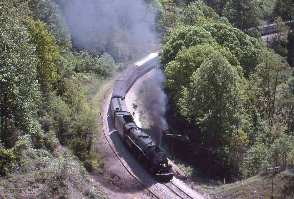 1218 Entering The Loops May 1989 by GMooneyhan