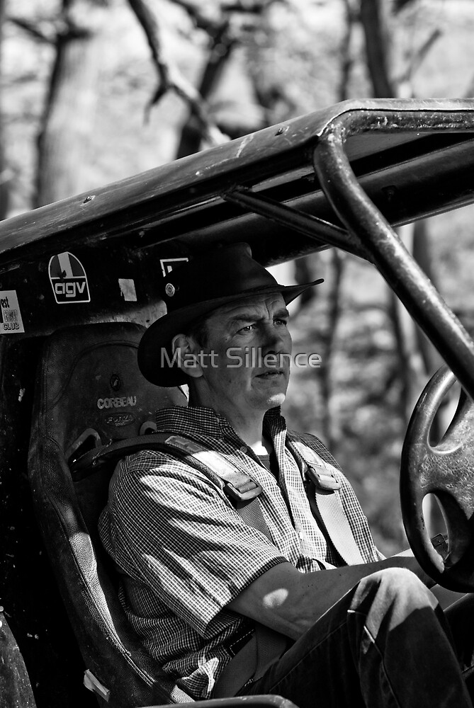 Driver by Matt Sillence