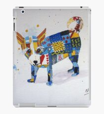The Patchwork Dog iPad Case/Skin
