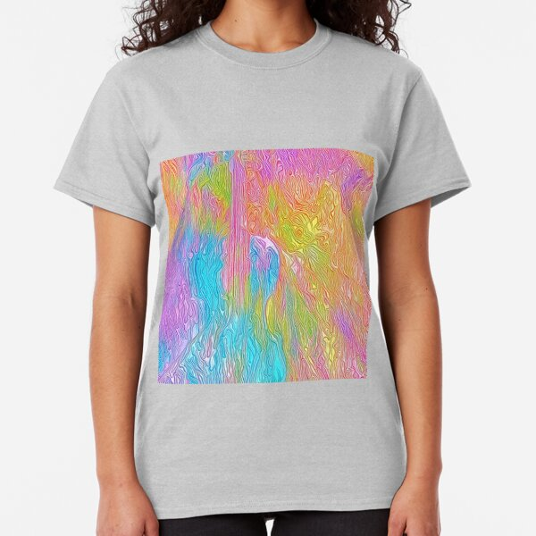 Abstract musician Classic T-Shirt