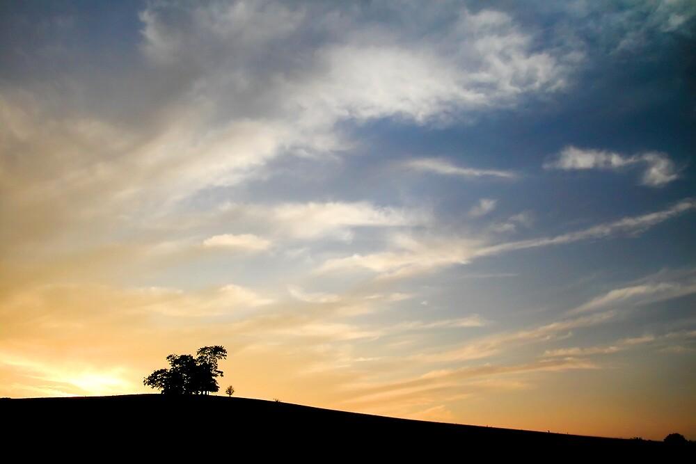 Pinnacle Hill 1 by Geoff Spivey