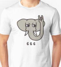 Metalephant Slim Fit T-Shirt