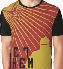 Tachanka let them come Graphic T-Shirt