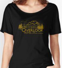the golden overlook hotels Women's Relaxed Fit T-Shirt
