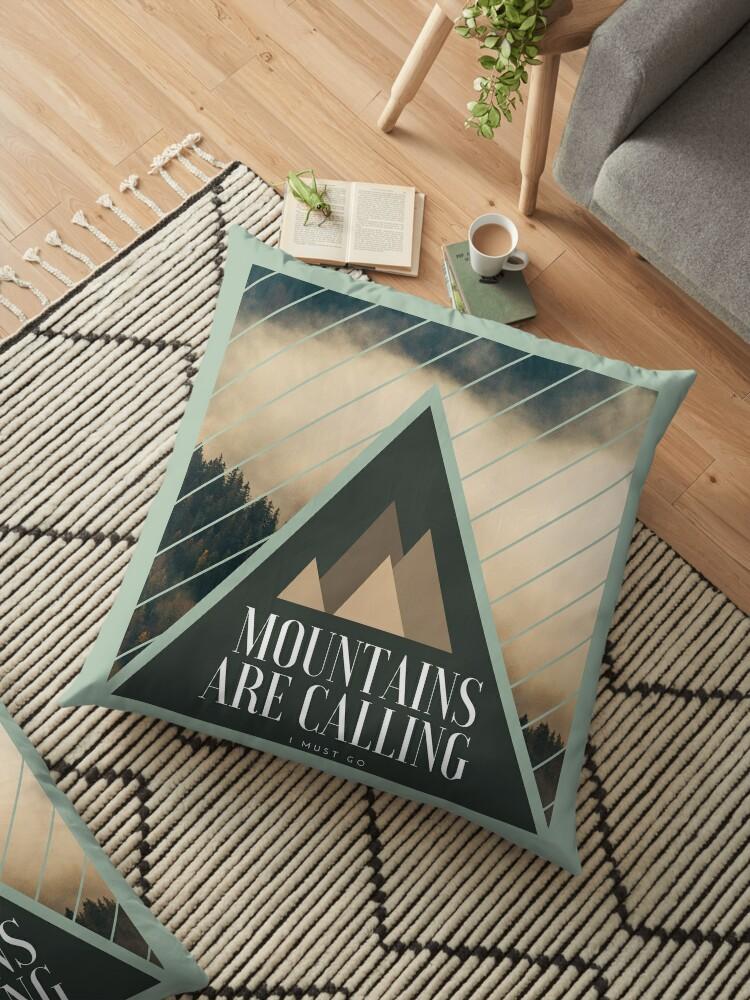 « Mountains are Calling » par Patrice Mestari