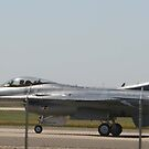 F-16 by maccole25