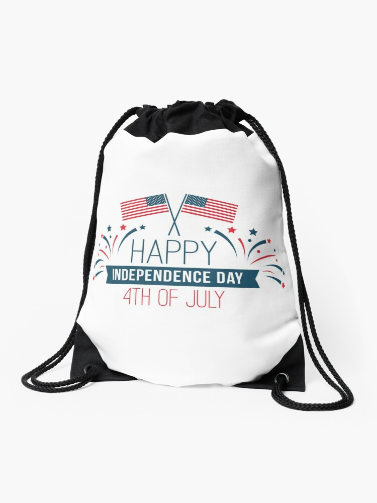 d768f6ff Happy Independence Day 4th of July Red White Blue Funny T-Shirt Gift ...