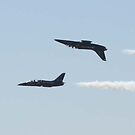 Patriots Jet Demonstration  by maccole25