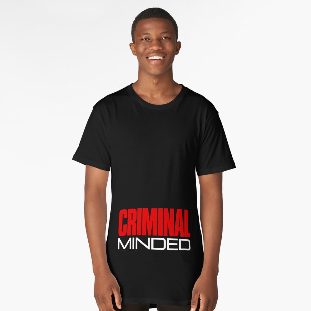 CM1 Long T-Shirt Front
