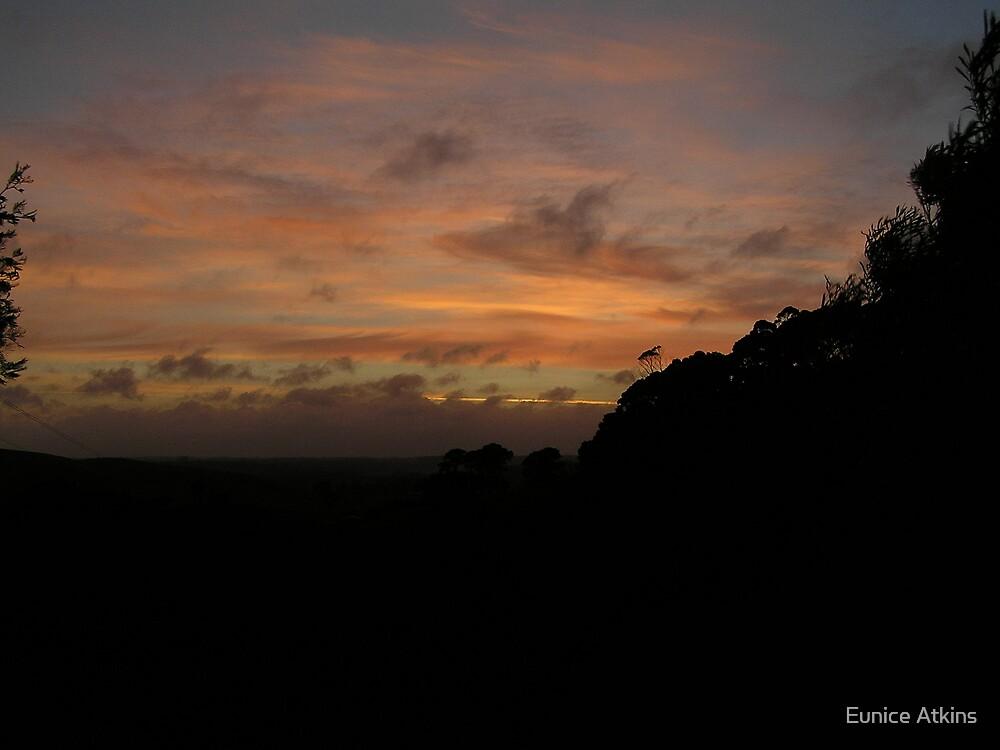 Dawn. by Eunice Atkins