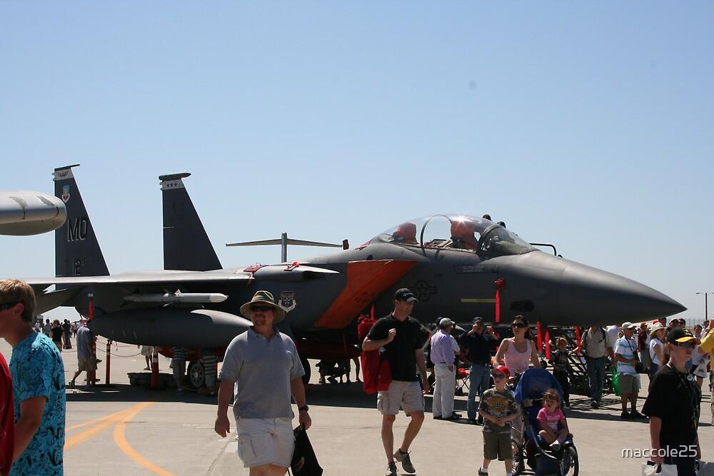 F-15 by maccole25