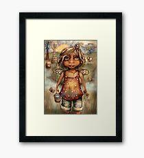 Binda Framed Print