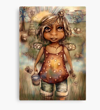 Binda Canvas Print