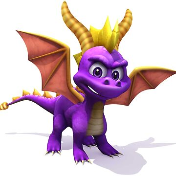 Spyro the Dragon by overflag