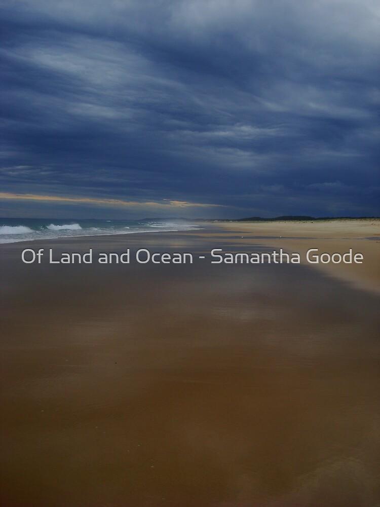 Drama looming by Of Land & Ocean - Samantha Goode
