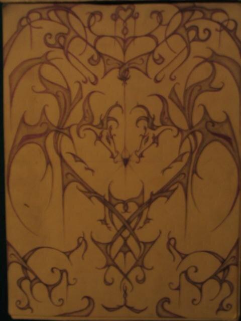 Dragon Heart by K C