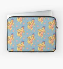 Lady Lovely Locks - Mama dragon Laptop Sleeve