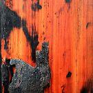 peeled layers by Tony Middleton
