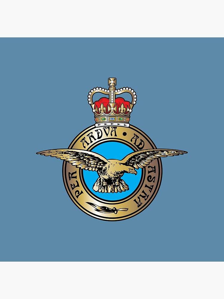 Royal Air Force Badge by wordwidesymbols