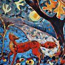 Moonlight Dance by ClareWassermann