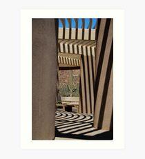 Saguaro National Park -1 Art Print