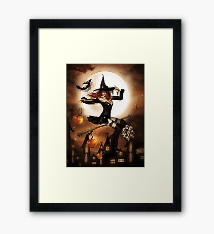 Smashing Pumpkins Framed Print