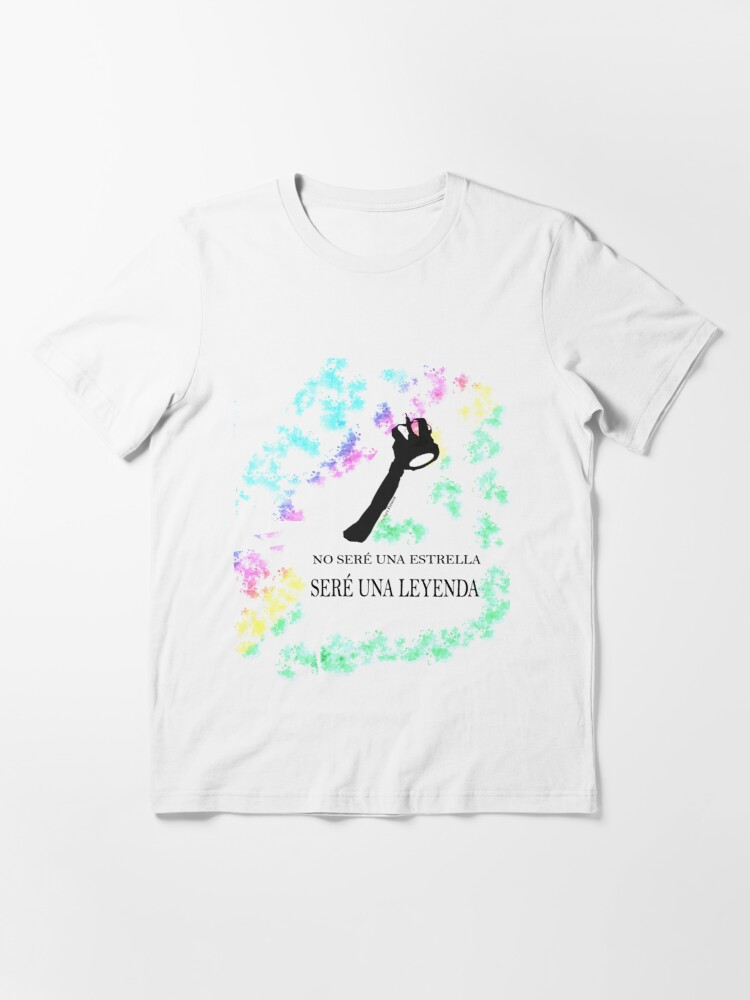 Vista alternativa de Camiseta esencial FREDDIE MERCURY QUEEN FRASE LEYENDA