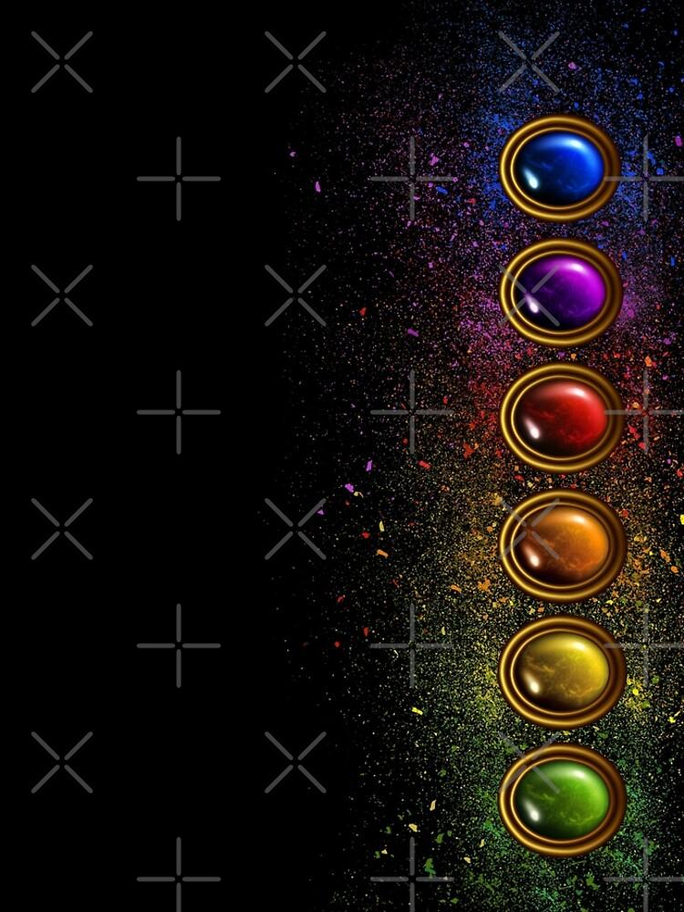 Infinity Gems by VanHand