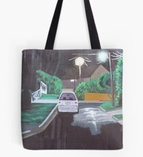 Walsh Court Tote Bag