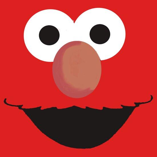 TShirtGifter presents: Elmo