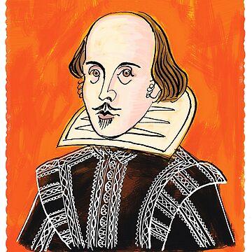 Orange Shakespeare by wonder-webb