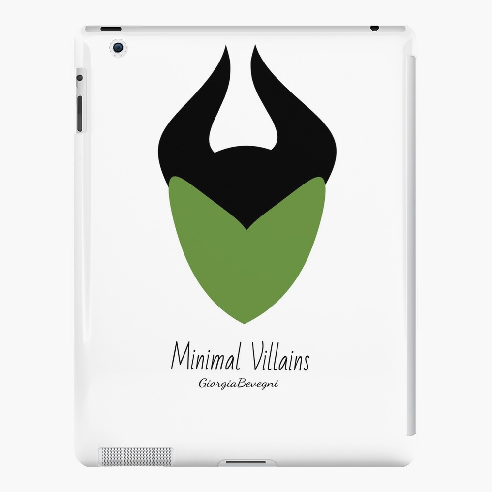 Minimal Villains World Vinilos y fundas para iPad