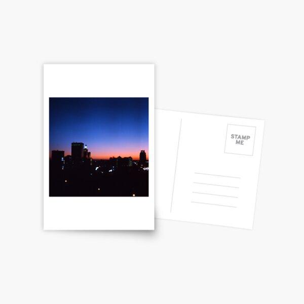 Providence Pinhole Postcard