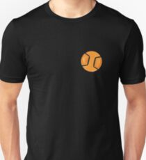 Orange Lens Cap Unisex T-Shirt